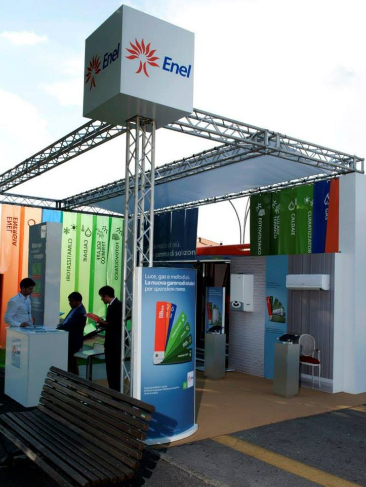 Stand Enel